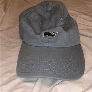 2faf667af6c Vineyard Vines Accessories - Vineyard Vines Oxford Whale Logo Baseball Hat